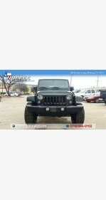 2017 Jeep Wrangler 4WD Unlimited Sport for sale 101099334