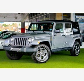 2017 Jeep Wrangler 4WD Unlimited Sport for sale 101108222