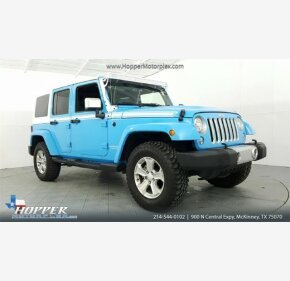 2017 Jeep Wrangler 4WD Unlimited Sahara for sale 101109826