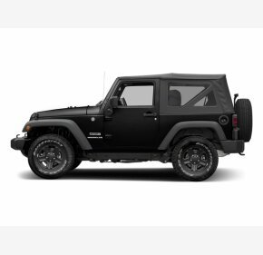 2017 Jeep Wrangler 4WD Sport for sale 101110951