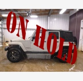 2017 Jeep Wrangler 4WD Unlimited Sahara for sale 101181259