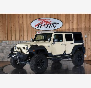 2017 Jeep Wrangler 4WD Unlimited Sport for sale 101188445