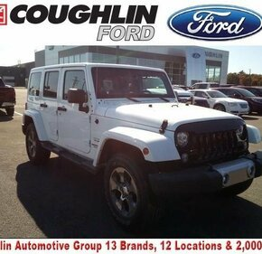 2017 Jeep Wrangler 4WD Unlimited Sahara for sale 101192674