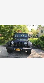 2017 Jeep Wrangler 4WD Unlimited Sport for sale 101200527