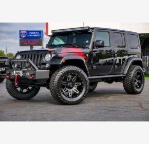 2017 Jeep Wrangler 4WD Unlimited Sahara for sale 101220554