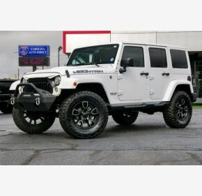 2017 Jeep Wrangler 4WD Unlimited Sahara for sale 101223628