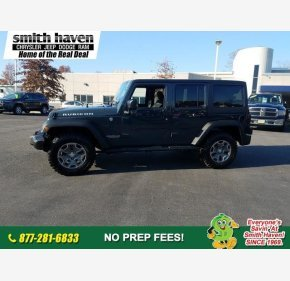 2017 Jeep Wrangler 4WD Unlimited Rubicon for sale 101228912