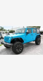 2017 Jeep Wrangler 4WD Unlimited Sport for sale 101242714