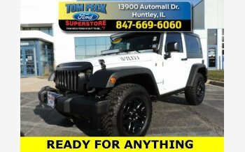 2017 Jeep Wrangler 4WD Sport for sale 101243888