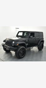 2017 Jeep Wrangler 4WD Unlimited Sport for sale 101250148
