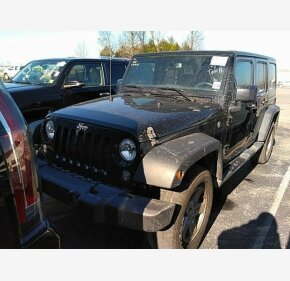 2017 Jeep Wrangler 4WD Unlimited Sport for sale 101252421