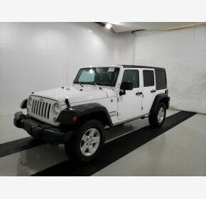 2017 Jeep Wrangler 4WD Unlimited Sport for sale 101252422