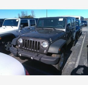 2017 Jeep Wrangler 4WD Unlimited Sport for sale 101253117