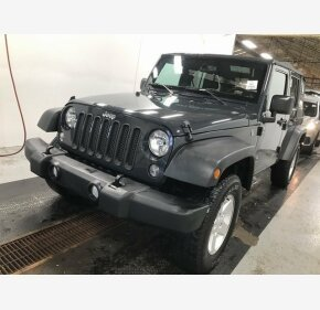 2017 Jeep Wrangler 4WD Unlimited Sport for sale 101263159
