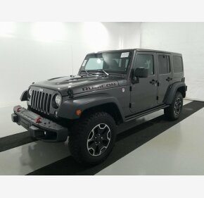 2017 Jeep Wrangler 4WD Unlimited Rubicon for sale 101264264