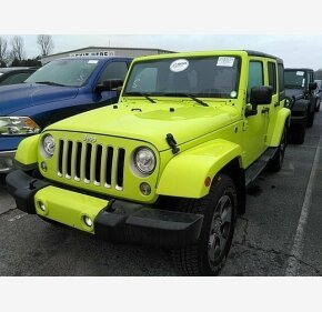 2017 Jeep Wrangler 4WD Unlimited Sahara for sale 101267534