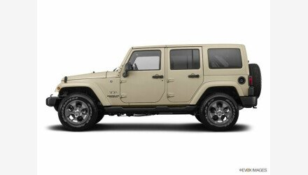 2017 Jeep Wrangler 4WD Unlimited Sahara for sale 101281058