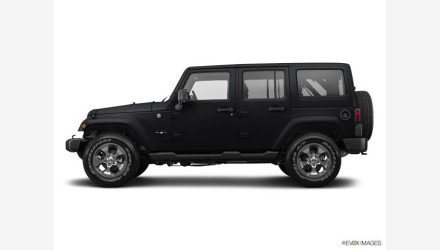 2017 Jeep Wrangler 4WD Unlimited Sahara for sale 101281777