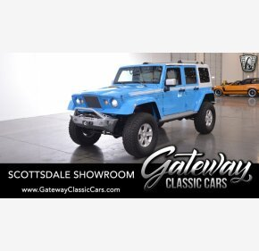 2017 Jeep Wrangler 4WD Unlimited Sahara for sale 101292869