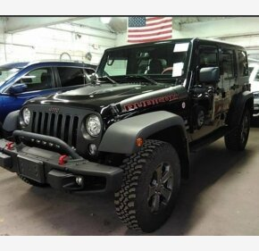 2017 Jeep Wrangler 4WD Unlimited Rubicon for sale 101309597