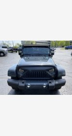 2017 Jeep Wrangler 4WD Unlimited Sahara for sale 101316761