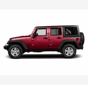 2017 Jeep Wrangler 4WD Unlimited Sport for sale 101318113