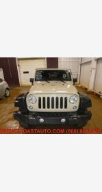 2017 Jeep Wrangler 4WD Unlimited Sport for sale 101326327