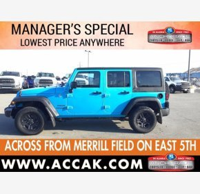 2017 Jeep Wrangler for sale 101334756