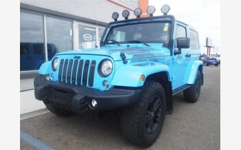 2017 Jeep Wrangler for sale 101348432