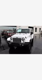 2017 Jeep Wrangler for sale 101354689