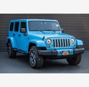 2017 Jeep Wrangler for sale 101358669