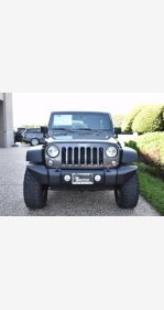 2017 Jeep Wrangler for sale 101363478