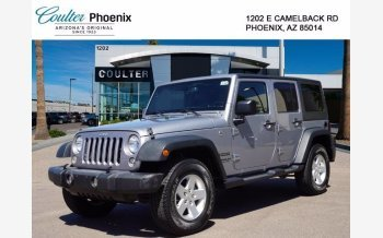 2017 Jeep Wrangler for sale 101382762