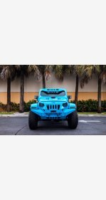 2017 Jeep Wrangler for sale 101388881
