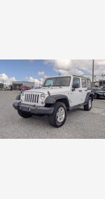 2017 Jeep Wrangler for sale 101390379