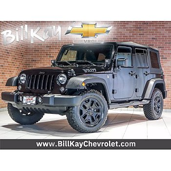 2017 Jeep Wrangler for sale 101397503