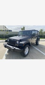 2017 Jeep Wrangler for sale 101406089