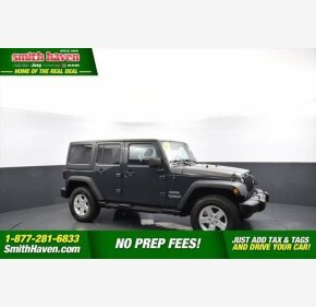 2017 Jeep Wrangler for sale 101406176