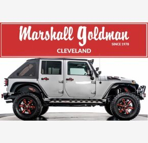 2017 Jeep Wrangler for sale 101407870
