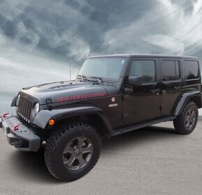 2017 Jeep Wrangler for sale 101422068