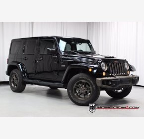 2017 Jeep Wrangler for sale 101427546