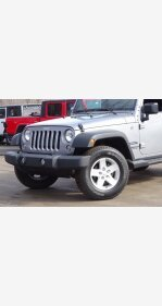 2017 Jeep Wrangler for sale 101439070