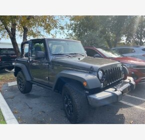 2017 Jeep Wrangler for sale 101489575