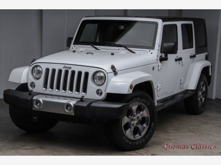 2017 Jeep Wrangler for sale 101494756