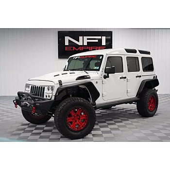 2017 Jeep Wrangler for sale 101575782