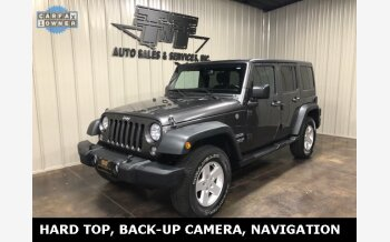 2017 Jeep Wrangler for sale 101615062