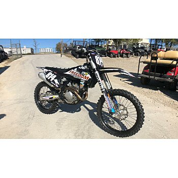 2017 KTM 250SX-F for sale 200679526
