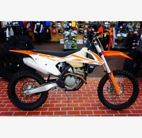 2017 KTM 250XC-F for sale 201036476
