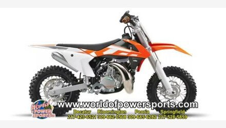 2017 KTM 50SX for sale 200638431