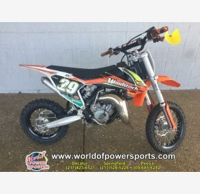 2017 KTM 65SX for sale 200637084